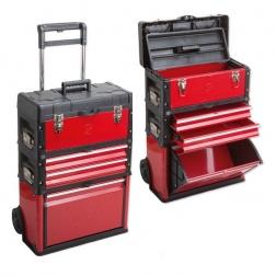Caisse 3 Modules démontable 490 x 300 x 720 mm - 051002