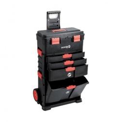 Caisse 3 Modules démontable 505 x 330 x 835 mm - 051004