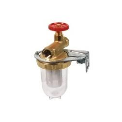 Pot Filtre mazout à Recyclage Ø 3/8 Installation à 1 Tuyau