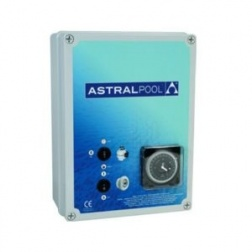Coffre Filtration + Transfo 100 W - LED Disjoncteur 4 / 6 Amp
