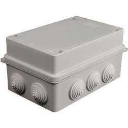 Boîte Dérivation 150 X 110 X 70 à visser IP 54