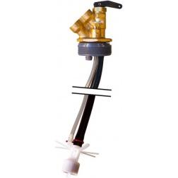 Canne Aspiration Multibloc bitube Long 2.20 m cuve fuel