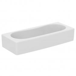 Lavabo collectif 100 X 40 cm forme arrondi - S 327501