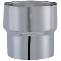 Réduction conique Ø 125 F / 97 M - Inox 304