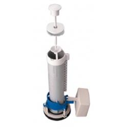 Mécanisme WC à tirette bride ronde & rectangulaire - D961134AC - Remplace les codes R640767 & D961133AC
