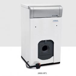 Chaudiere Fioul fonte 28.1 kw cheminée sans bruleur JAKA HFS30