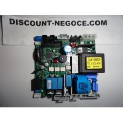 Carte Electronique LX 32 NEW CODE Ref 1018020 Iris - Seven - Kelly Penser de commande le couvercle d'adaptation 674 230