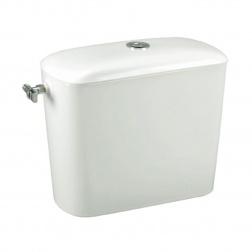 Réservoir ULYSSE Double Chasse 6/9 L Blanc - P 9298 01