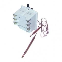 Thermostat à 2 Bulbes + Capillaire Triphasé BTS 450 mm