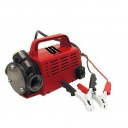 Pompe Fuel 34 l/mm 12 v cable de 2 m avec pinces batterie