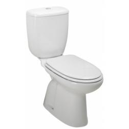 Pack WC AVERIO Réservoir 3 / 6 L Monté N F + Abattant