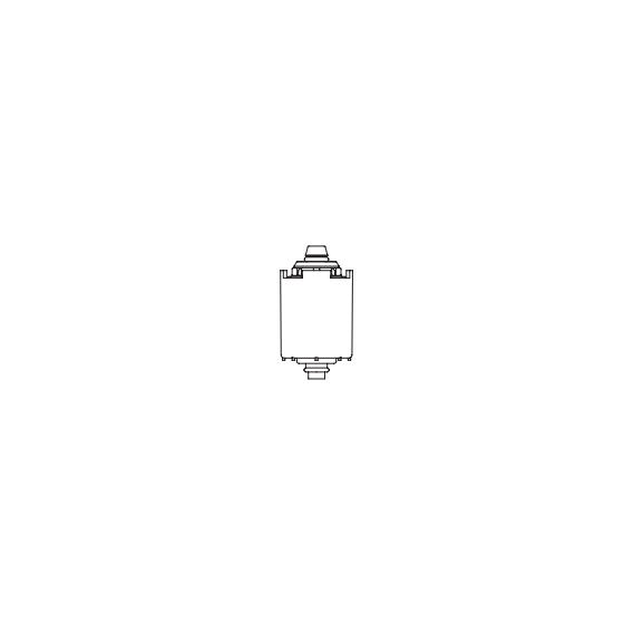 Cartouche Complète Type M pour Douche 713 & 714