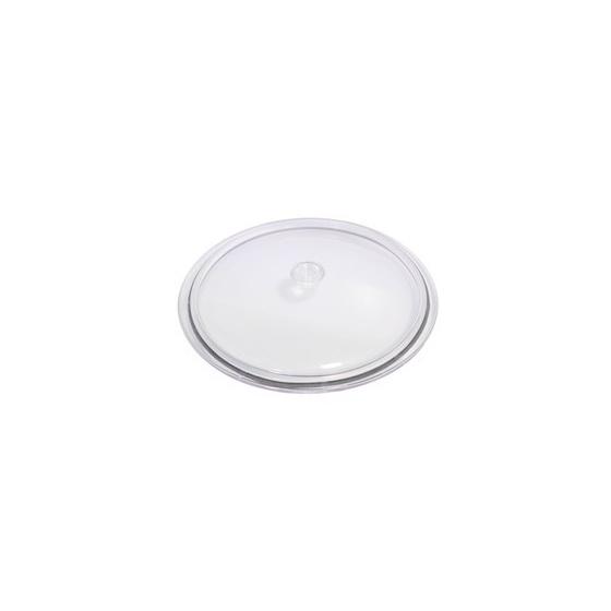 Dôme de Filtre Transparent +Joint VOLCANO PM Ø 210 mm