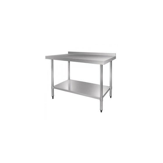 Table INOX de préparation Larg 700 - Long 1200