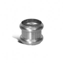 Bague cuivre double extensible - DN 100