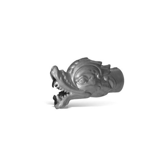 Gargouille Cuivre en Ø 100