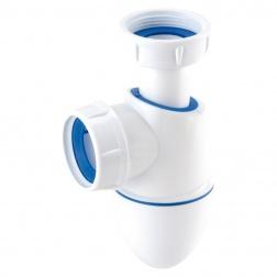 Siphon Evier PVC EASYPHON Ø 1 1/2 - Ø 40 réglable