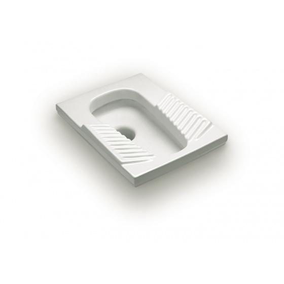 WC siège turque SMYRN arrivée verticale P 3871 01