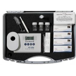 Malette MD 200 Photomètre 5 en 1 Chlore pH TAC TH Stabil