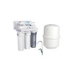 Osmoseur Inverse IDRAPURE 5 P ménager avec pompe 285 L /J