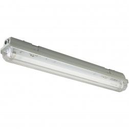 Réflecteur Simple Etanche - 1 x 58 W - 1.50 m