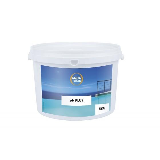 Traitement pH Plus Granulé - 5 kg