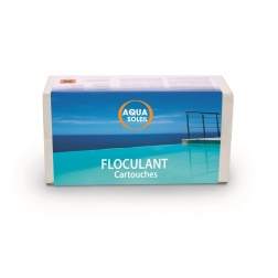 Floculant Solide Boite de 8 X 125 gr Chaussette - A04301
