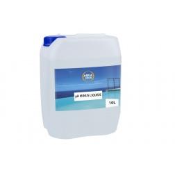 Traitement pH Moins 35 % Liquide 10 litres