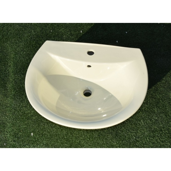 Lavabo KHEOPS 2 - 60 X 49 - Camomille - P 1500 91