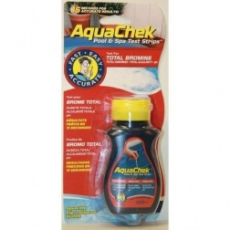 Blister 50 Bandelettes AquaChek ROUGE BROME
