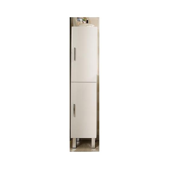 Colonne de rangement MONTECARLO Blanc 1320 x 300 x 320 mm