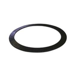 Joint plat caoutchouc EPDM pour collet strié