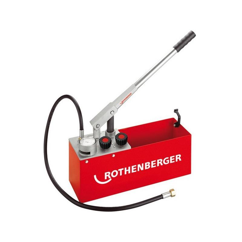 Pompe preuve manuelle rothenberger rp 50 discount - Pompe a epreuve ...