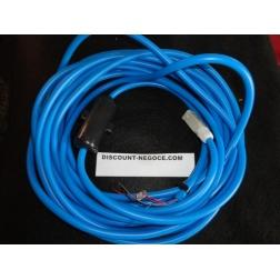 Cable complet pour robot Mopper - Piece