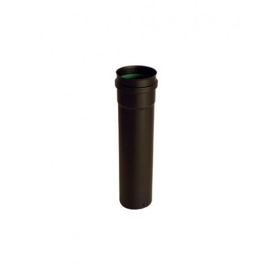 Rallonge Télescopique Ø 80 mm Noir