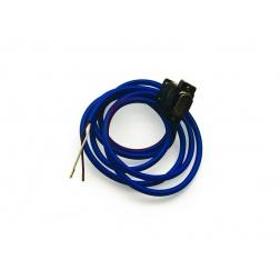Câble bleu de raccordement pour dispositif à distance - 640 560