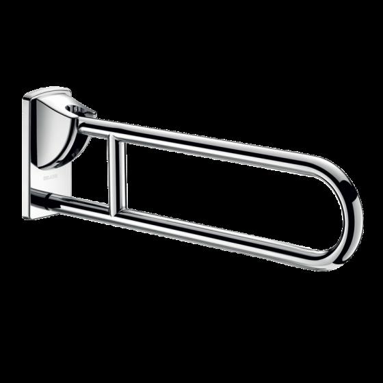 Poigné relevable pour WC & Douche Long 650 mm Ø 32 mm