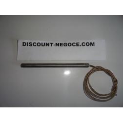 Bougie d'allumage 300W longueur 154 mm - 264050
