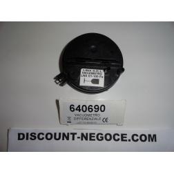 Vacuometre - 640 690