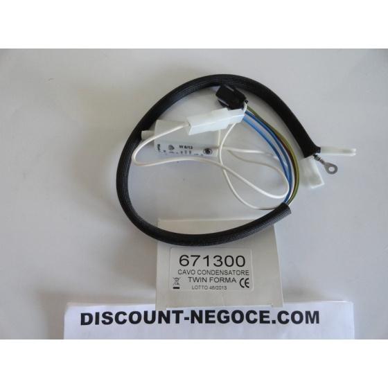 Rehausse cable encodeur capteur de tour 671 300