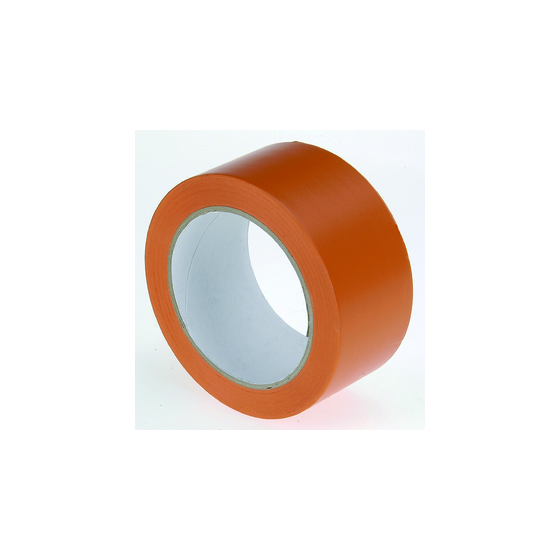 Rouleau adhésif orange 33 m x 48 mm