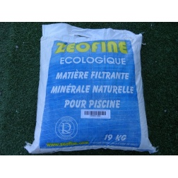 Zeolite Krystalpool - Sac 20 kg