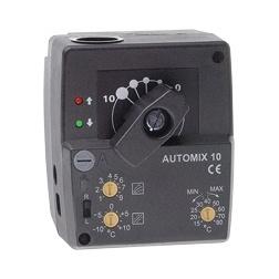 AUTOMIX 10 Régulation en fonction temperature exterieure - Toute les fonctions de régulation sont intégrée dans le moteur