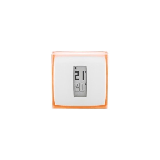 thermostat connect netatmo pour smartphone discount negoce com. Black Bedroom Furniture Sets. Home Design Ideas