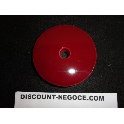 Ceramique Rouge ronde TINY couvercle canalisation 656 880