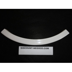 Liseré / Insert Blanc Créme Frontal arrondi - 636930