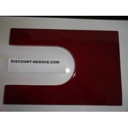 Petite plaque supérieure Rouge TINY 656 840 - 1 pieces