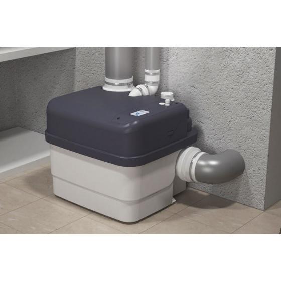 station de relevage wc poste de relevage varylift pompe eaux claireseaux uses en pe with. Black Bedroom Furniture Sets. Home Design Ideas