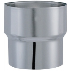 Réduction conique Ø 125 F / 97 M - Inox 304