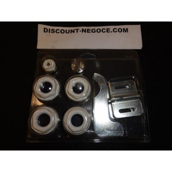 kit 1 pour radiateur fonte alu discount negoce com. Black Bedroom Furniture Sets. Home Design Ideas